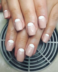 trendy manicure 2019